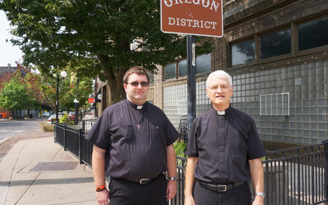 Dayton Parish Reaches Out