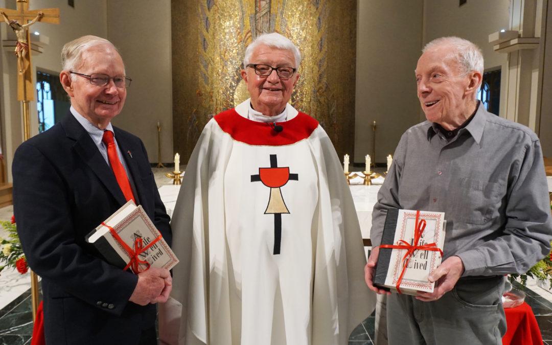 Jubilarians Honored