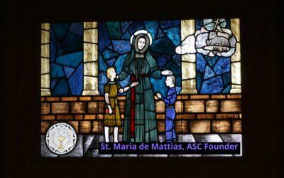 Feast Day of St. Maria de Mattias