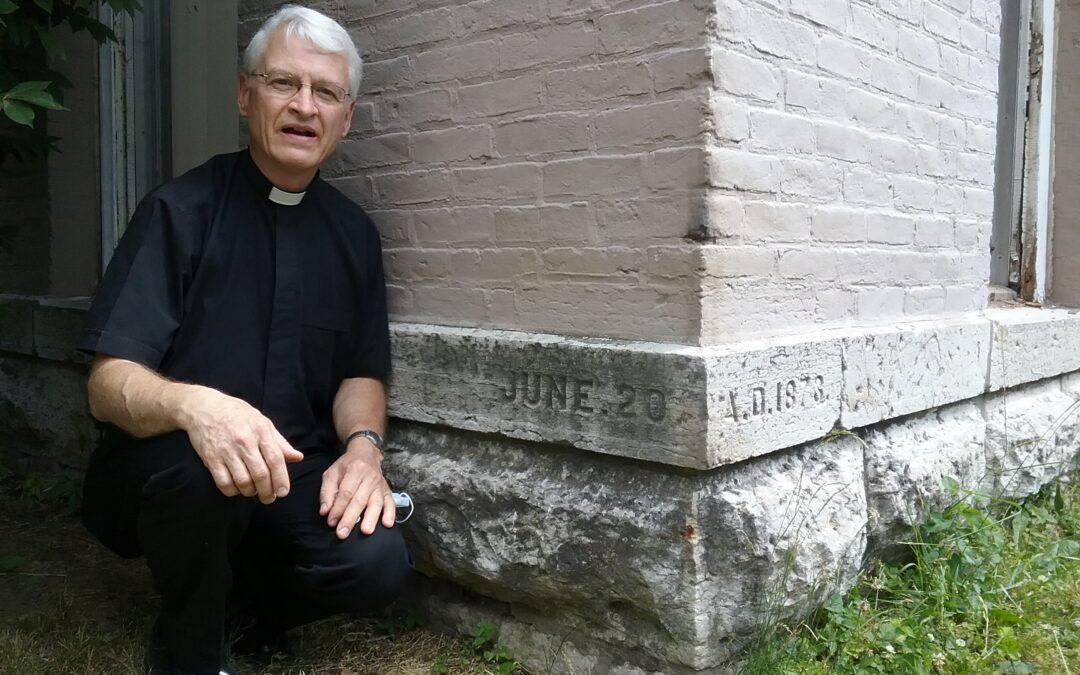 Time Capsule Found at St. Joseph Parish
