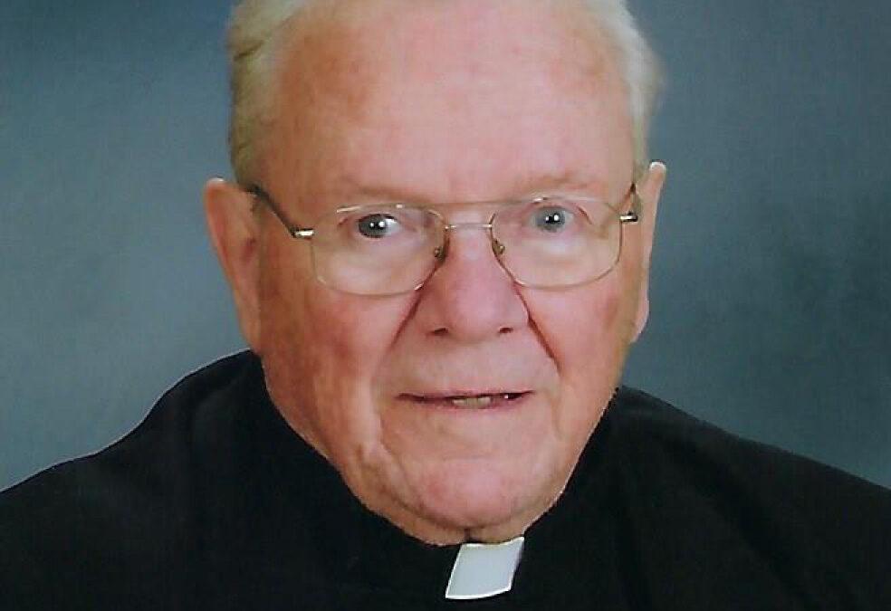 Fr. Leon Flaherty to Mark 60th Anniversary