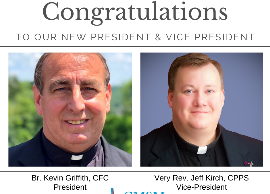 Fr. Kirch Elected Vice President of CMSM